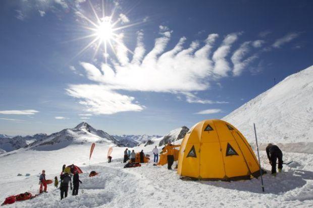 Biwak-Erlebnis-Stubaier-Gletscher